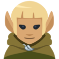 Man Elf: Medium Skin Tone on Facebook 2.2