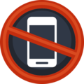 No Mobile Phones on Facebook 2.2
