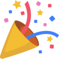 Party Popper on Facebook 2.2