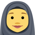 Woman With Headscarf on Facebook 2.2