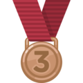 3rd Place Medal on Facebook 2.2