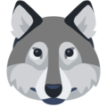 Wolf Face on Facebook 2.2