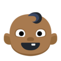 Baby: Medium-Dark Skin Tone on Facebook 2.2.1