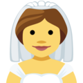 Bride With Veil on Facebook 2.2.1