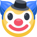 Clown Face on Facebook 2.2.1