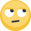 Face With Rolling Eyes on Facebook 2.2.1