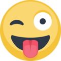 Winking Face With Tongue on Facebook 2.2.1