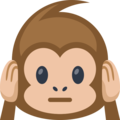 Hear-No-Evil Monkey on Facebook 2.2.1