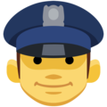 Man Police Officer on Facebook 2.2.1