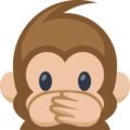 Speak-No-Evil Monkey on Facebook 2.2.1