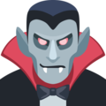 Vampire: Medium Skin Tone on Facebook 2.2.1