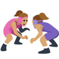 Women Wrestling, Type-4 on Facebook 2.2.1