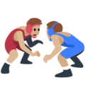 Wrestlers, Type-3 on Facebook 2.2.1