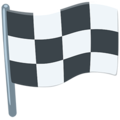 Chequered Flag on Messenger 1.0