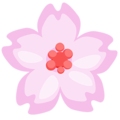 cherry blossom emoji cherry blossom on messenger 10 mightylinksfo