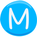 Circled M on Messenger 1.0