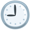 Nine O'clock on Messenger 1.0