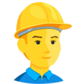 Construction Worker on Messenger 1.0