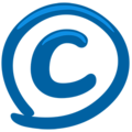 Copyright on Messenger 1.0