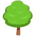 Deciduous Tree on Messenger 1.0
