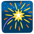 Fireworks on Messenger 1.0