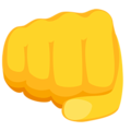 Oncoming Fist on Messenger 1.0