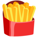 French Fries on Messenger 1.0