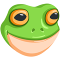 Frog Face on Messenger 1.0