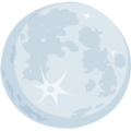 Full Moon on Messenger 1.0