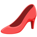 High-Heeled Shoe on Messenger 1.0