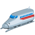 Bullet Train on Messenger 1.0