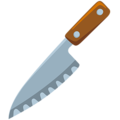 Kitchen Knife on Messenger 1.0