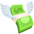 Money With Wings on Messenger 1.0