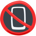 No Mobile Phones on Messenger 1.0