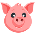 Pig Face on Messenger 1.0