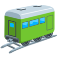Railway Car on Messenger 1.0
