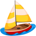 Sailboat on Messenger 1.0
