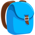 School Backpack on Messenger 1.0