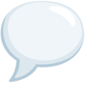 Speech Balloon on Messenger 1.0