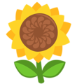 Sunflower on Messenger 1.0