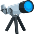 Telescope on Messenger 1.0
