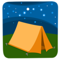 Tent on Messenger 1.0