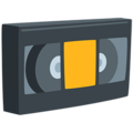 Videocassette on Messenger 1.0