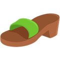 Woman's Sandal on Messenger 1.0