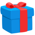 Wrapped Gift on Messenger 1.0