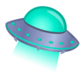 Flying Saucer on Google Android O Beta