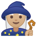 Mage: Medium Skin Tone on Google Android O Beta