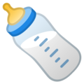 Baby Bottle on Google Android 8.0