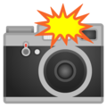 Camera With Flash on Google Android 8.0