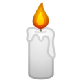 Candle on Google Android 8.0